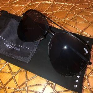 Quay Australia Accessories - Quay Australia x Desi Perkins Sun Glasses
